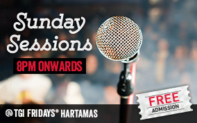 Sunday Sessions @ TGI Fridays Hartamas